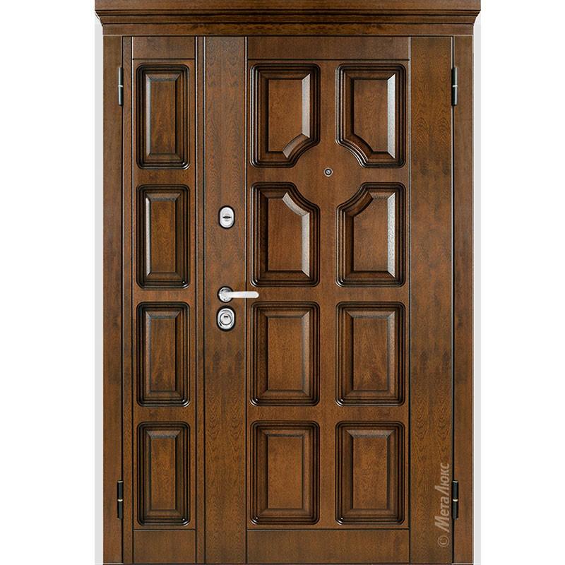 Входная дверь Металюкс М801/3 коллекция Статус