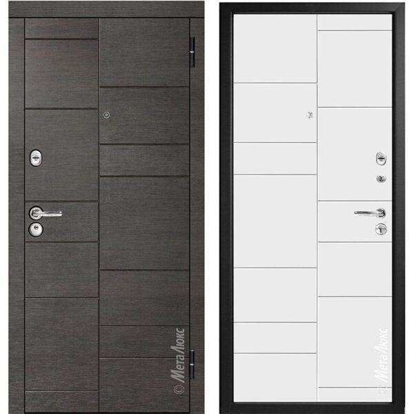 Входная дверь Металюкс М91/3 коллекция Триумф