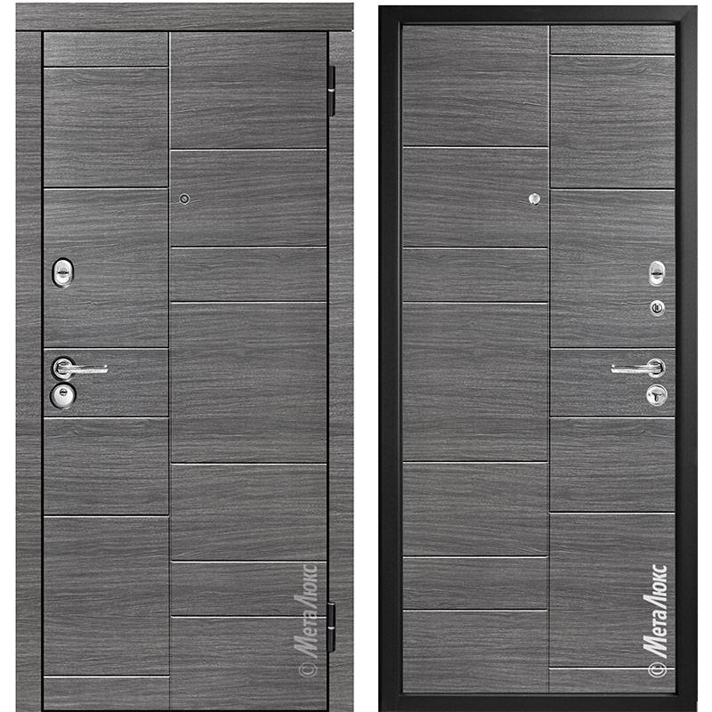 Входная дверь Металюкс М91 коллекция Триумф