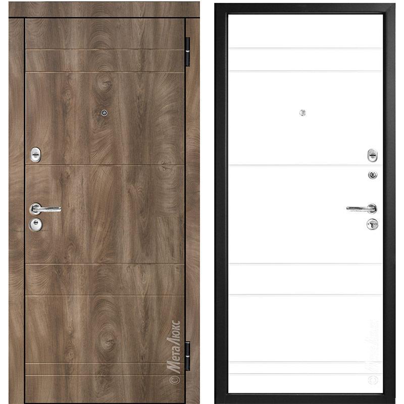 Входная дверь Металюкс М93/1 коллекция Триумф
