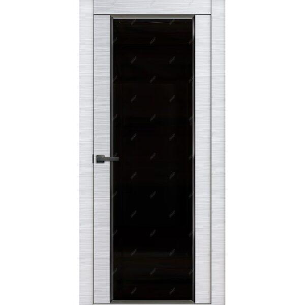 Межкомнатная дверь 3D F-4 Эмаль коллекция F