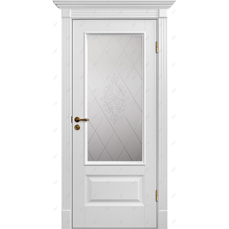Межкомнатная дверь Авалон-12 версаль Эмаль коллекция Авалон
