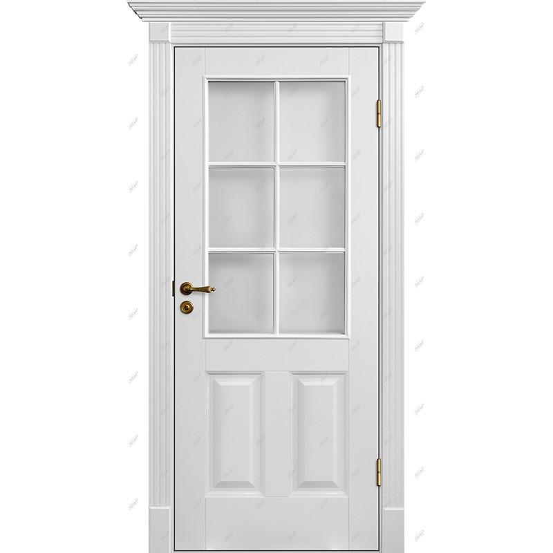 Межкомнатная дверь Авалон-18 Эмаль коллекция Авалон