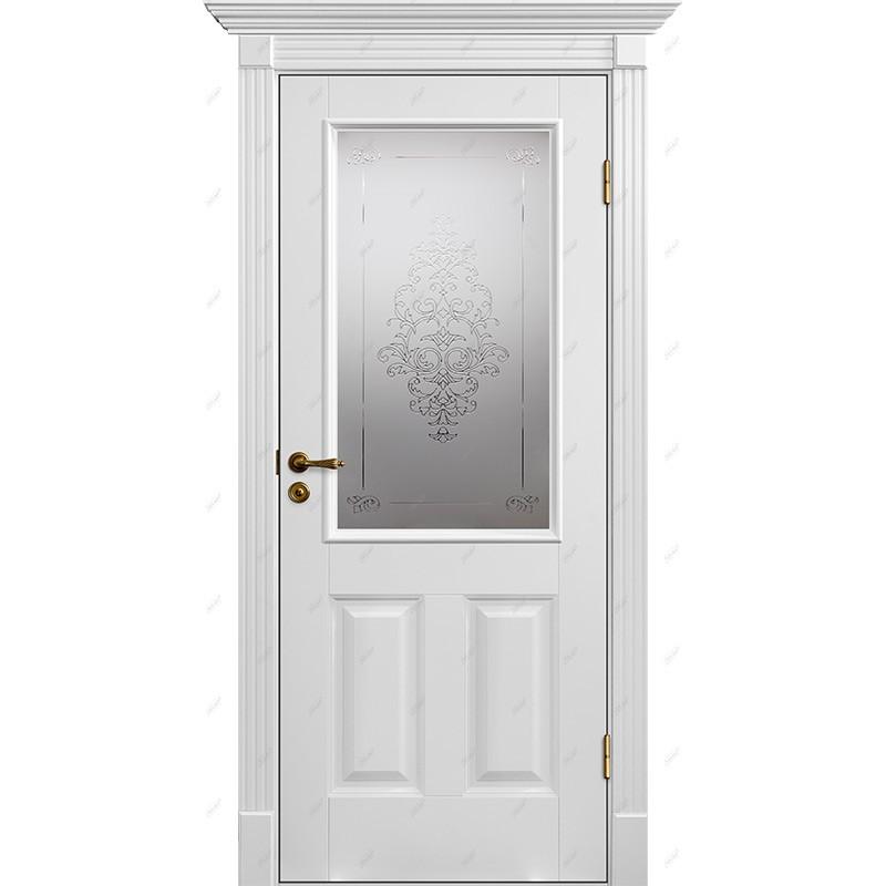 Межкомнатная дверь Авалон-20 лувр Эмаль коллекция Авалон