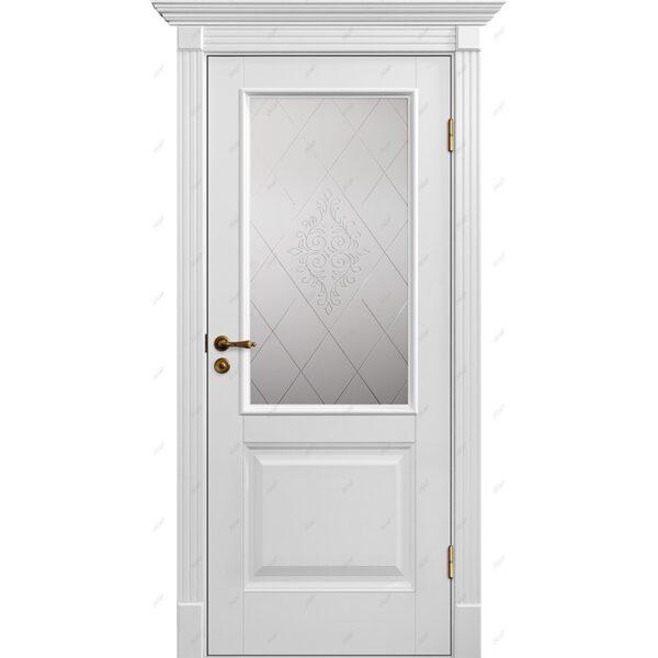 Межкомнатная дверь Авалон-4 версаль Эмаль коллекция Авалон