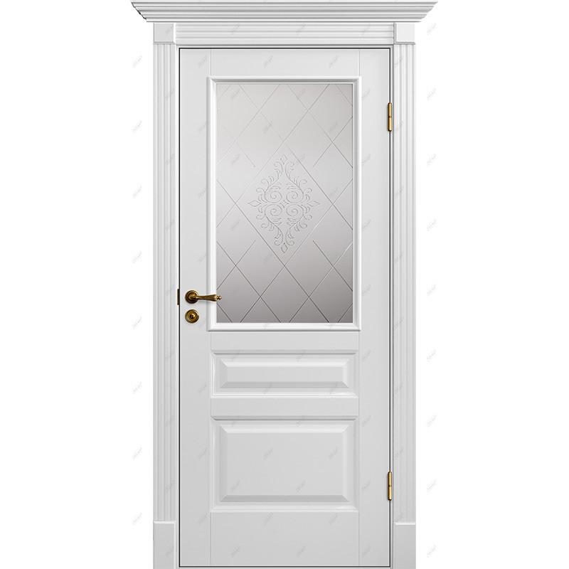 Межкомнатная дверь Авалон-8 версаль Эмаль коллекция Авалон