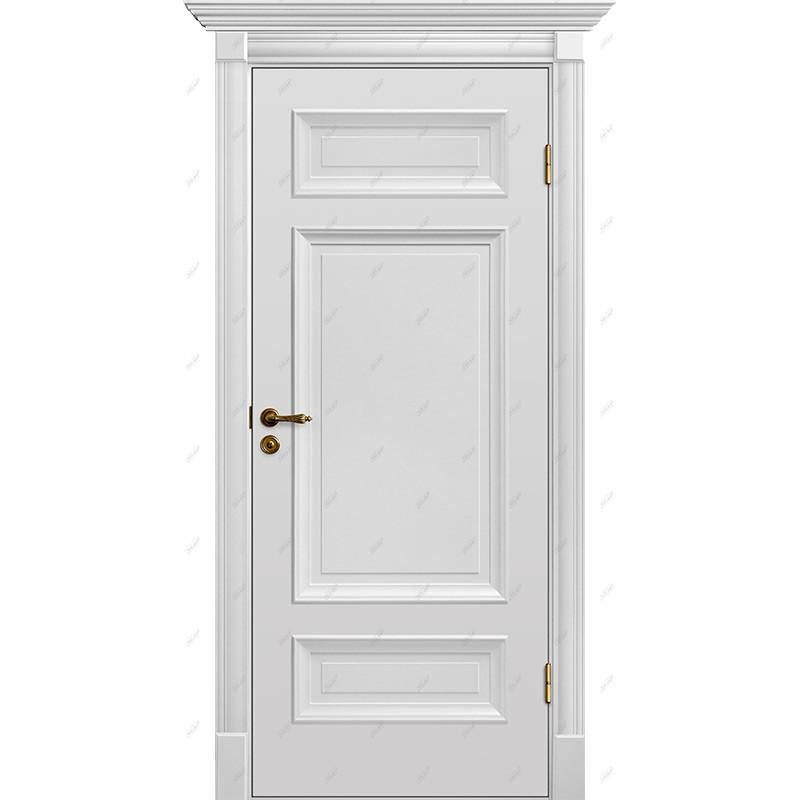 Межкомнатная дверь Барокко-26 Эмаль коллекция Барокко