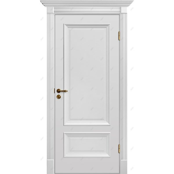 Межкомнатная дверь Барокко-9 Эмаль коллекция Барокко