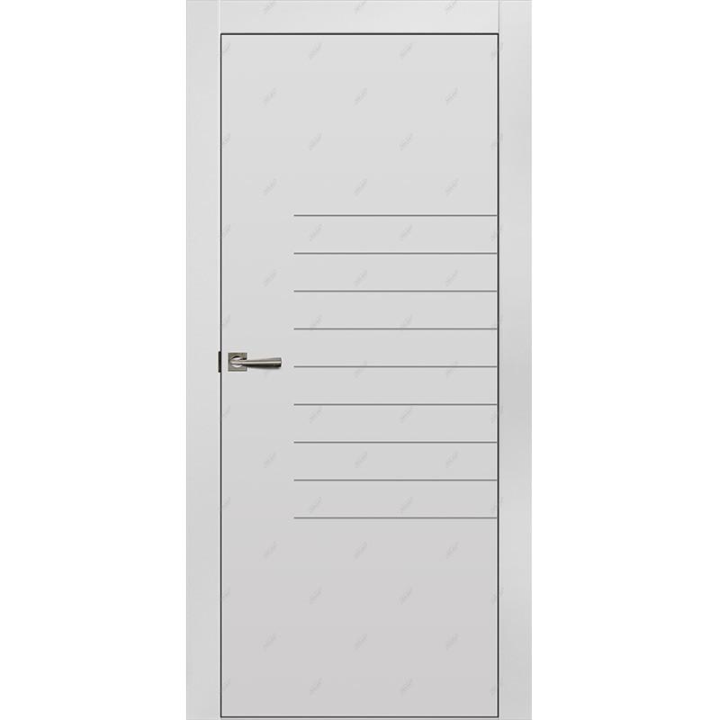 Межкомнатная дверь Эстет-3 Эмаль коллекция Эстет