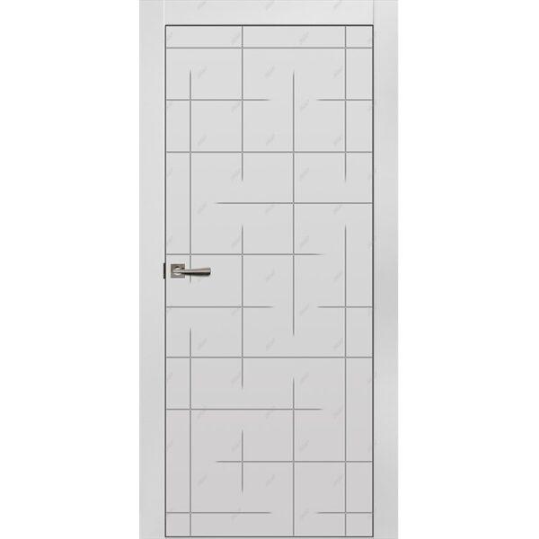 Межкомнатная дверь Эстет-2 Эмаль коллекция Эстет