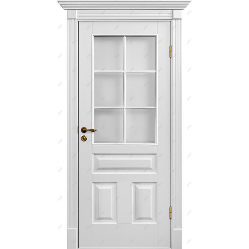 Межкомнатная дверь Классик-14 Эмаль коллекция Классик