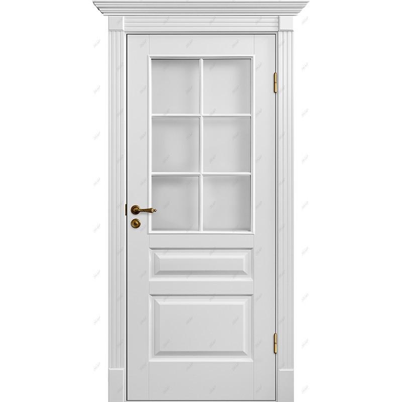 Межкомнатная дверь Классик-6 Эмаль коллекция Классик