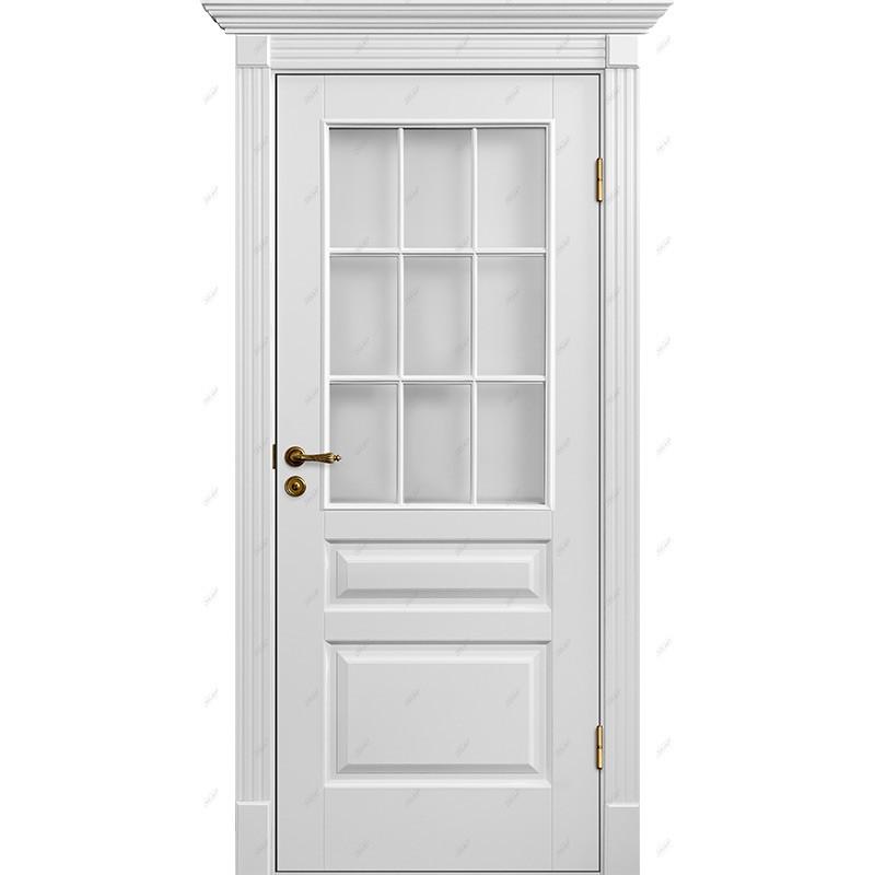 Межкомнатная дверь Классик-7 Эмаль коллекция Классик