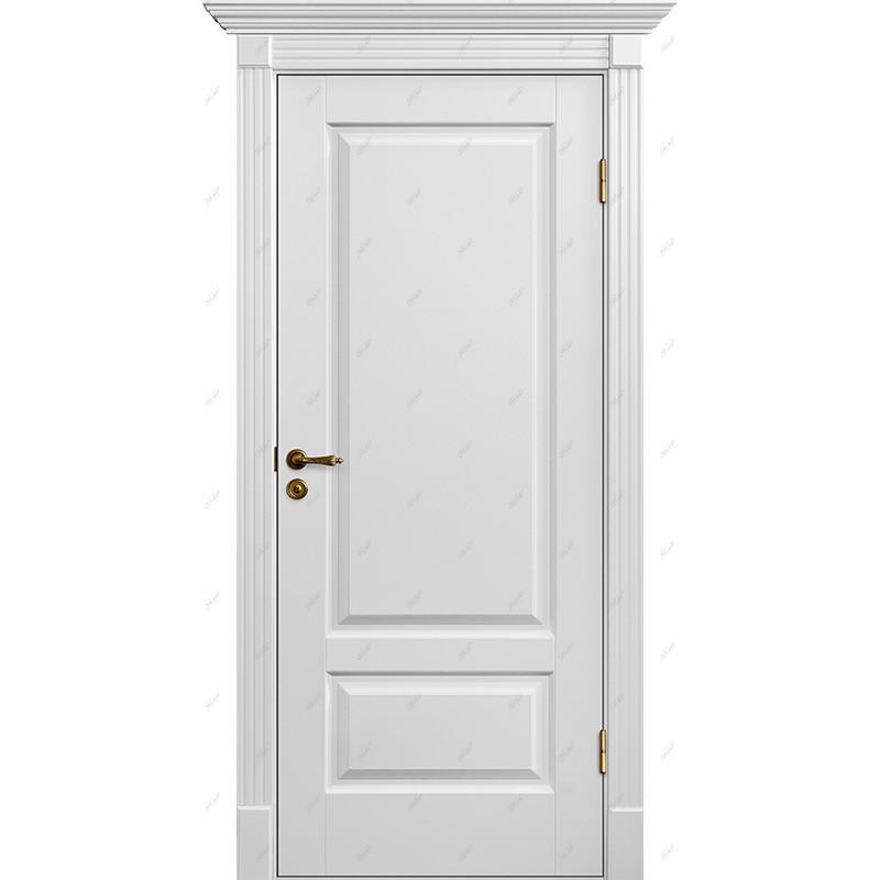 Межкомнатная дверь Классик-9 Эмаль коллекция Классик