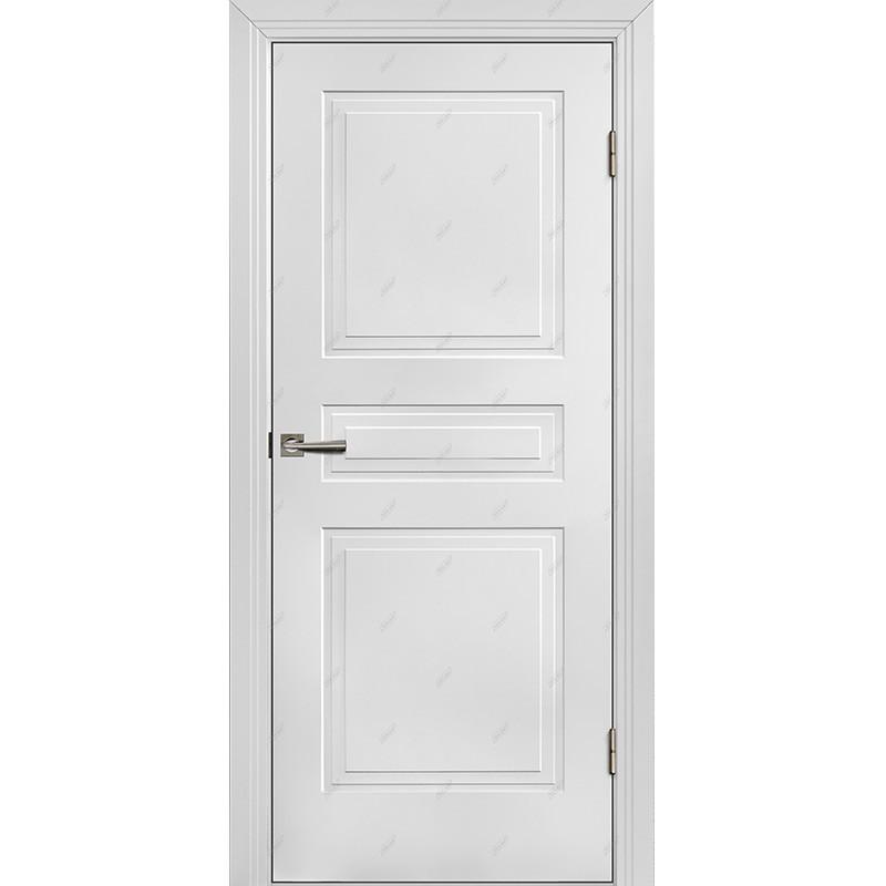 Межкомнатная дверь Нео-6 Эмаль коллекция Нео