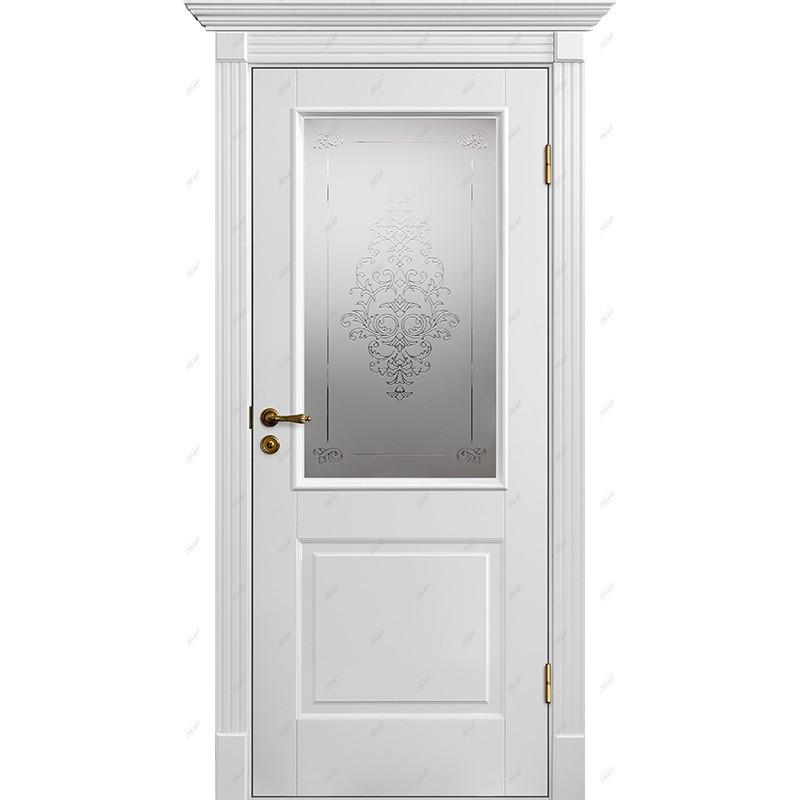 Межкомнатная дверь Палацио-4 Лувр Эмаль коллекция Палацио