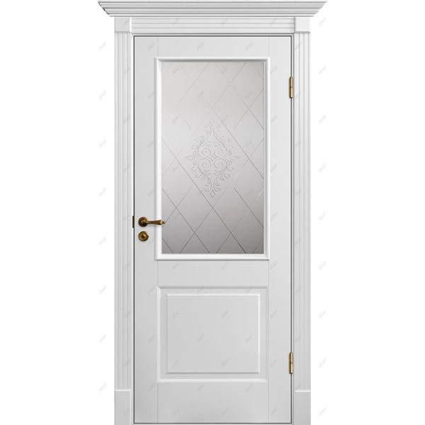 Межкомнатная дверь Палацио-4 Версаль Эмаль коллекция Палацио