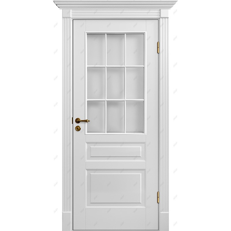 Межкомнатная дверь Палацио-7 Эмаль коллекция Палацио