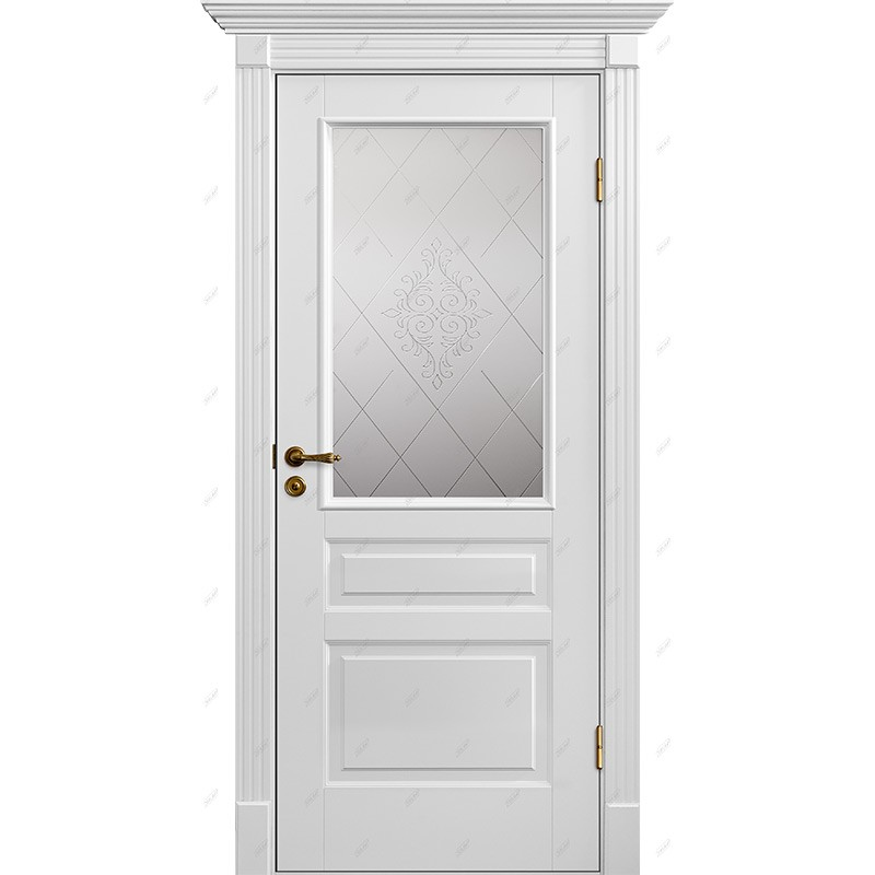 Межкомнатная дверь Палацио-8 Версаль Эмаль коллекция Палацио