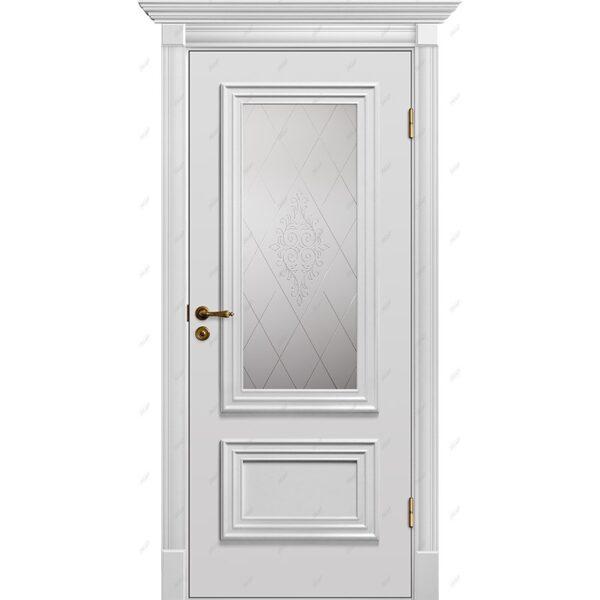 Межкомнатная дверь Прованс-12 Эмаль коллекция Прованс