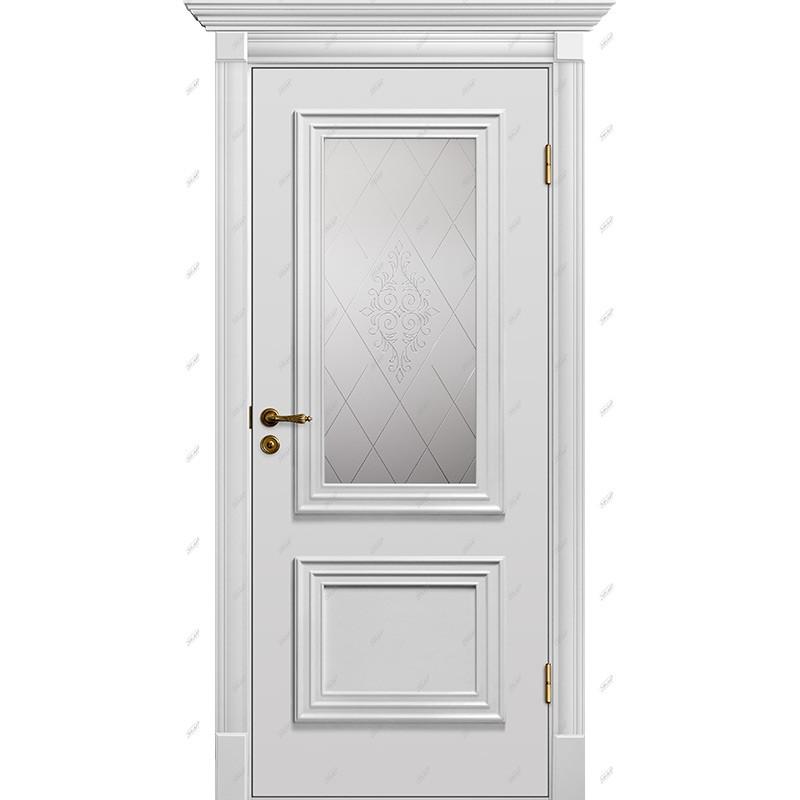 Межкомнатная дверь Прованс-2 Эмаль коллекция Прованс