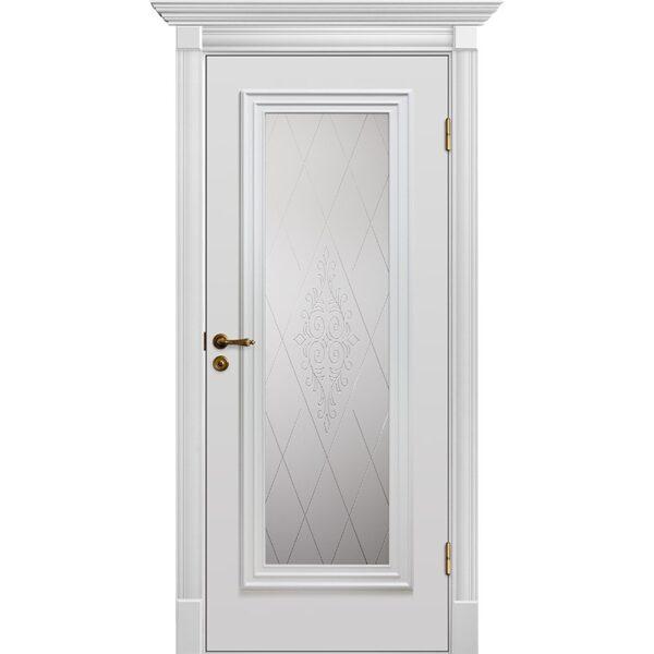 Межкомнатная дверь Прованс-22 Эмаль коллекция Прованс