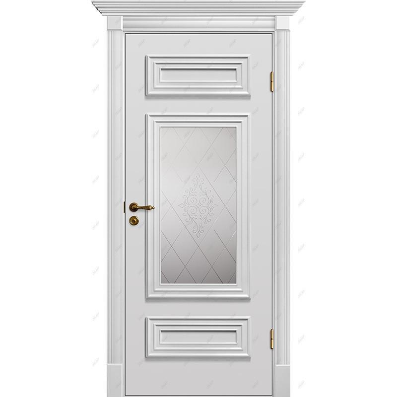 Межкомнатная дверь Прованс-27 Эмаль коллекция Прованс
