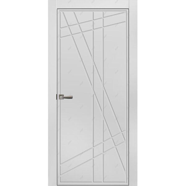 Межкомнатная дверь Сканди-28 Эмаль коллекция Сканди