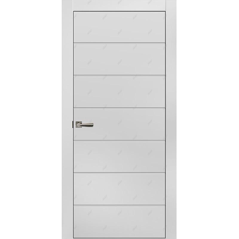 Межкомнатная дверь Сканди-6 Эмаль коллекция Сканди