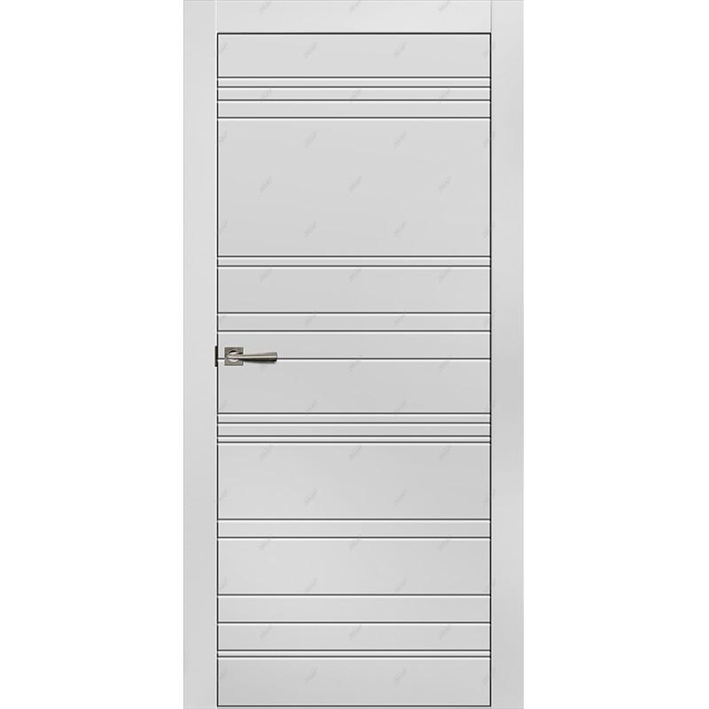 Межкомнатная дверь Сканди-7 Эмаль коллекция Сканди