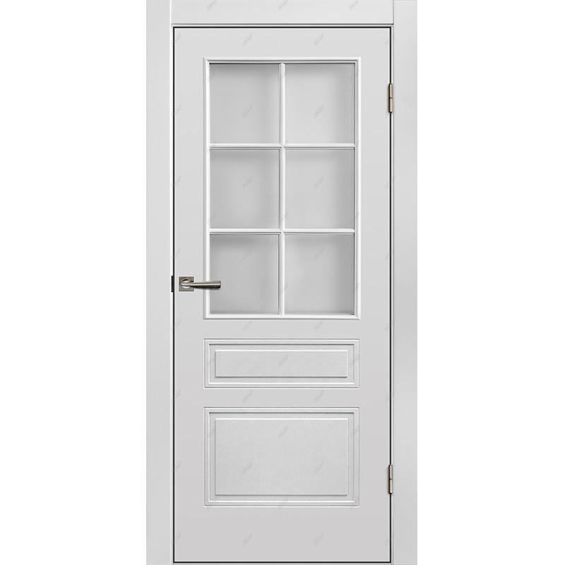 Межкомнатная дверь Верона-6 Эмаль коллекция Верона