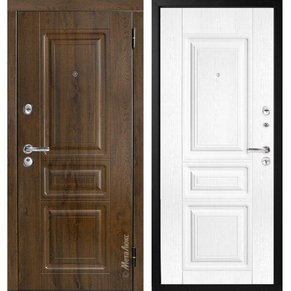 Входные двери с Терморазрывом Металюкс М2049/1 - серия Триумф в фирменном салоне в Минске, ул. Мазурова, 1 (2 этаж).