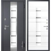 Входные двери с Терморазрывом Металюкс М65/1 - серия Элит в фирменном салоне в Минске, ул. Мазурова, 1 (2 этаж).