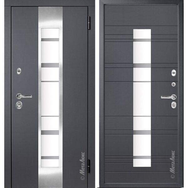 Входные двери с Терморазрывом Металюкс М65 - серия Элит в фирменном салоне в Минске, ул. Мазурова, 1 (2 этаж).