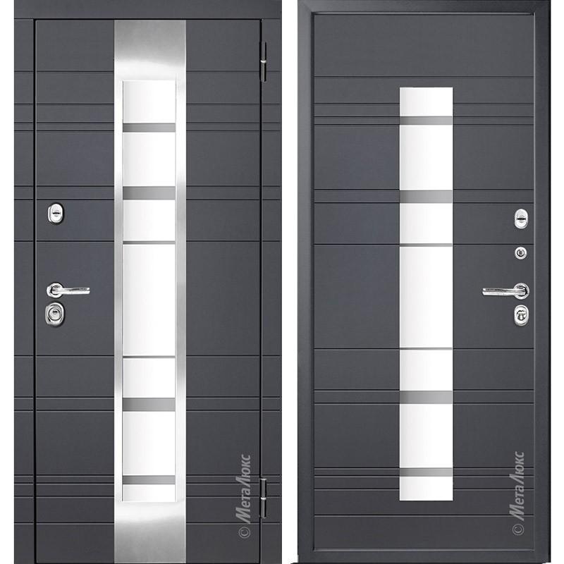 Входные двери с Терморазрывом Металюкс М66 - серия Элит в фирменном салоне в Минске, ул. Мазурова, 1 (2 этаж).