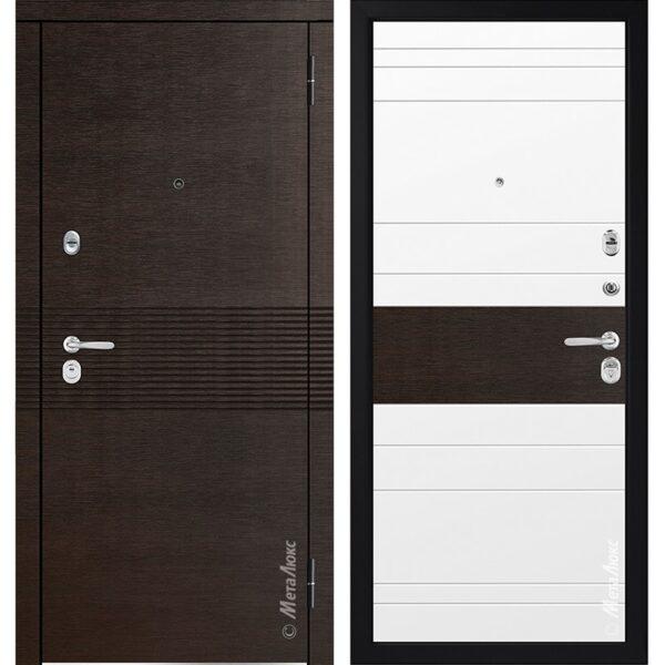 Входная дверь Металюкс М714/1 коллекция Статус