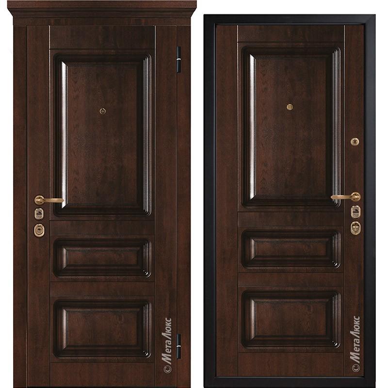 Входная дверь Металюкс М1005 коллекция Милано