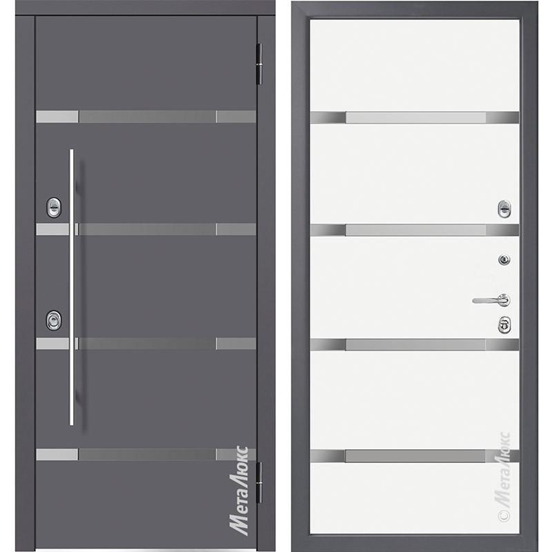 Входная дверь Металюкс М1105/5 е коллекция Милано