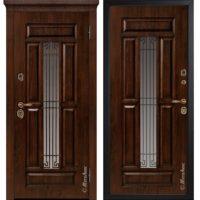 Входная дверь Металюкс СМ762 коллекция Статус