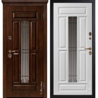 Входная дверь Металюкс СМ762/1 коллекция Статус