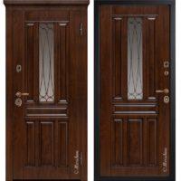 Входная дверь Металюкс СМ763 коллекция Статус