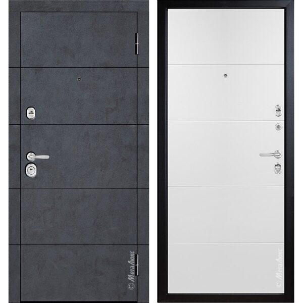 Входная дверь Металюкс М712/1 коллекция Статус