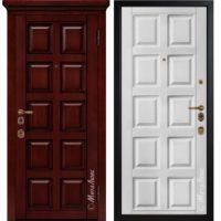 Входная дверь Металюкс М1700/19 коллекция ArtWood