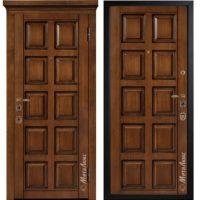 Входная дверь Металюкс М1700/9 коллекция ArtWood