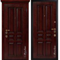 Входная дверь Металюкс М1701/10 коллекция ArtWood