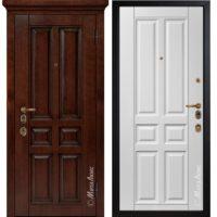 Входная дверь Металюкс М1701/7 Е2 коллекция ArtWood