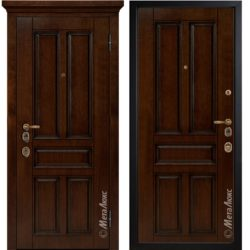 Входная дверь Металюкс М1704/11 коллекция ArtWood