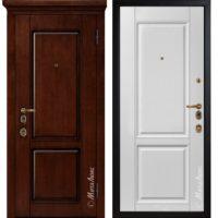 Входная дверь Металюкс М1706/23 коллекция ArtWood