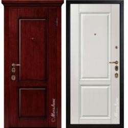 Входная дверь Металюкс М1706/4 Е2 коллекция ArtWood