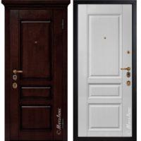 Входная дверь Металюкс М1707/13 коллекция ArtWood